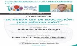 Conferencia del Foro por el Pensamiento y el Diálogo