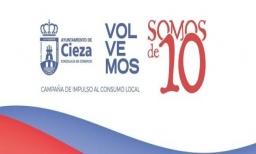 La Concejalía de Comercio abre el plazo de solicitud para la nueva campaña 'Somos de 10'