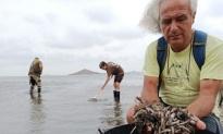 """Pedro García: """"Ceder competencias medioambientales a López Miras sería un suicidio para el Mar Menor"""""""