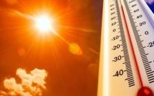 Ola extrema de calor el lunes