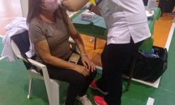 Comienza la vacunación de personas de entre 50 y 59 años este sábado y domingo en el Polideportivo Mariano Rojas